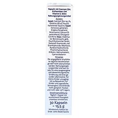 DOPPELHERZ Coenzym Q10 100+Vitamine system Kapseln 30 Stück - Rechte Seite