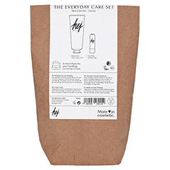 THE EVERYDAY Care Set Skin Care Set Cactus 1 Packung - Vorderseite