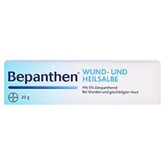 Bepanthen WUND- UND HEILSALBE 50mg/g 20 Gramm - Vorderseite