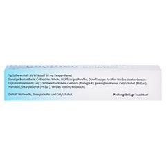 Bepanthen WUND- UND HEILSALBE 50mg/g 20 Gramm - Oberseite