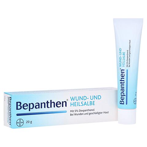 Bepanthen WUND- UND HEILSALBE 50mg/g 20 Gramm