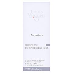 WIDMER Remederm Duschöl leicht parfümiert 150 Milliliter - Vorderseite