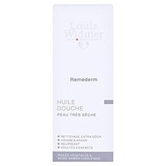 WIDMER Remederm Duschöl leicht parfümiert 150 Milliliter - Rückseite