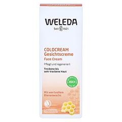 WELEDA Coldcream 30 Milliliter - Vorderseite