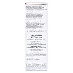 Vichy Deo Deodorant-Creme 24h 40 Milliliter - Linke Seite