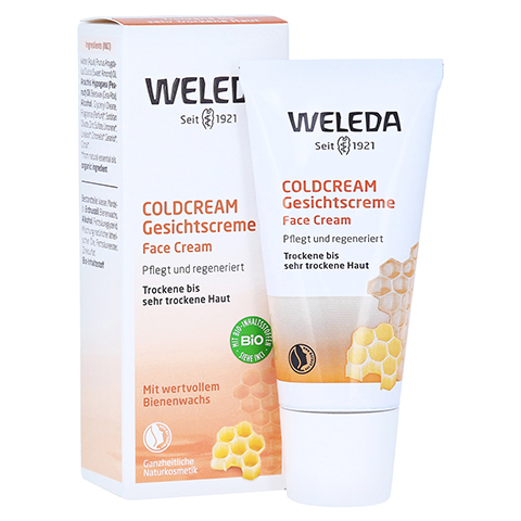 Weleda Coldcream 30 Milliliter
