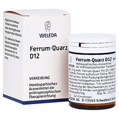 FERRUM QUARZ D 12 Trituration 20 Gramm N1