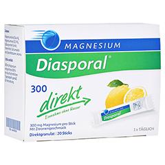 MAGNESIUM DIASPORAL 300 direkt Granulat 20 Stück