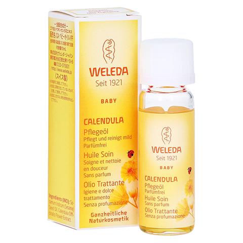 WELEDA Calendula Pflegeöl parfümfrei 10 Milliliter