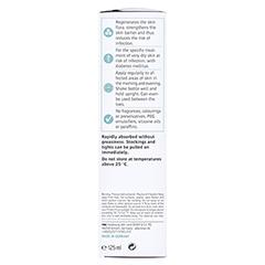 Allpresan diabetic Schaum-Creme 125 Milliliter - Linke Seite