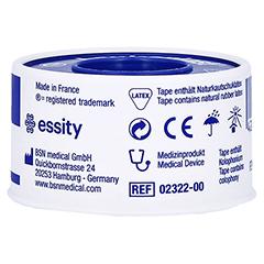 Leukoplast Wasserfest 2,5 cmx5 m 1 Stück - Linke Seite