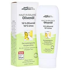 medipharma Haut in Balance Olivenöl Dermatologische Körpercreme 10% 200 Milliliter