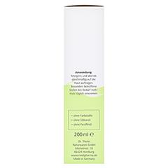 medipharma Haut in Balance Olivenöl Dermatologische Körpercreme 10% 200 Milliliter - Rechte Seite