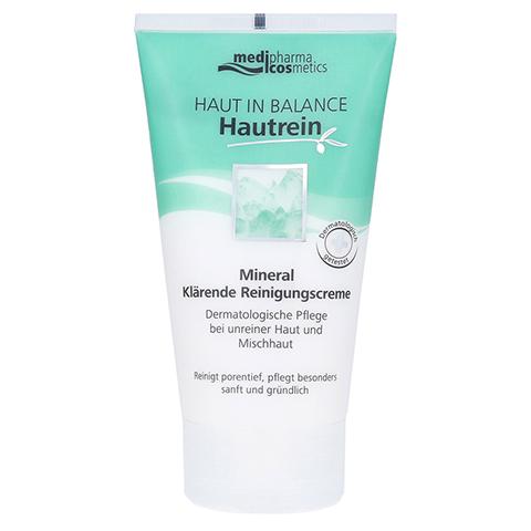 HAUT IN BALANCE Mineral klärende Reinigungscreme 150 Milliliter
