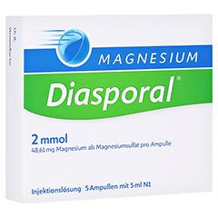 Magnesium-Diasporal 2mmol 5x5 Milliliter N1