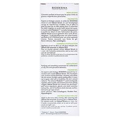 BIODERMA Sebium Serum 40 Milliliter - Rückseite