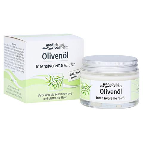 medipharma Olivenöl Intensivcreme leicht 50 Milliliter