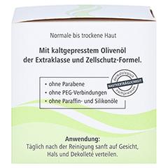 medipharma Olivenöl Intensivcreme leicht 50 Milliliter - Rechte Seite