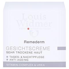 WIDMER Remederm Gesichtscreme leicht parfümiert 50 Milliliter - Vorderseite