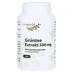 GRÜNTEE EXTRAKT 500 mg Kapseln 120 Stück