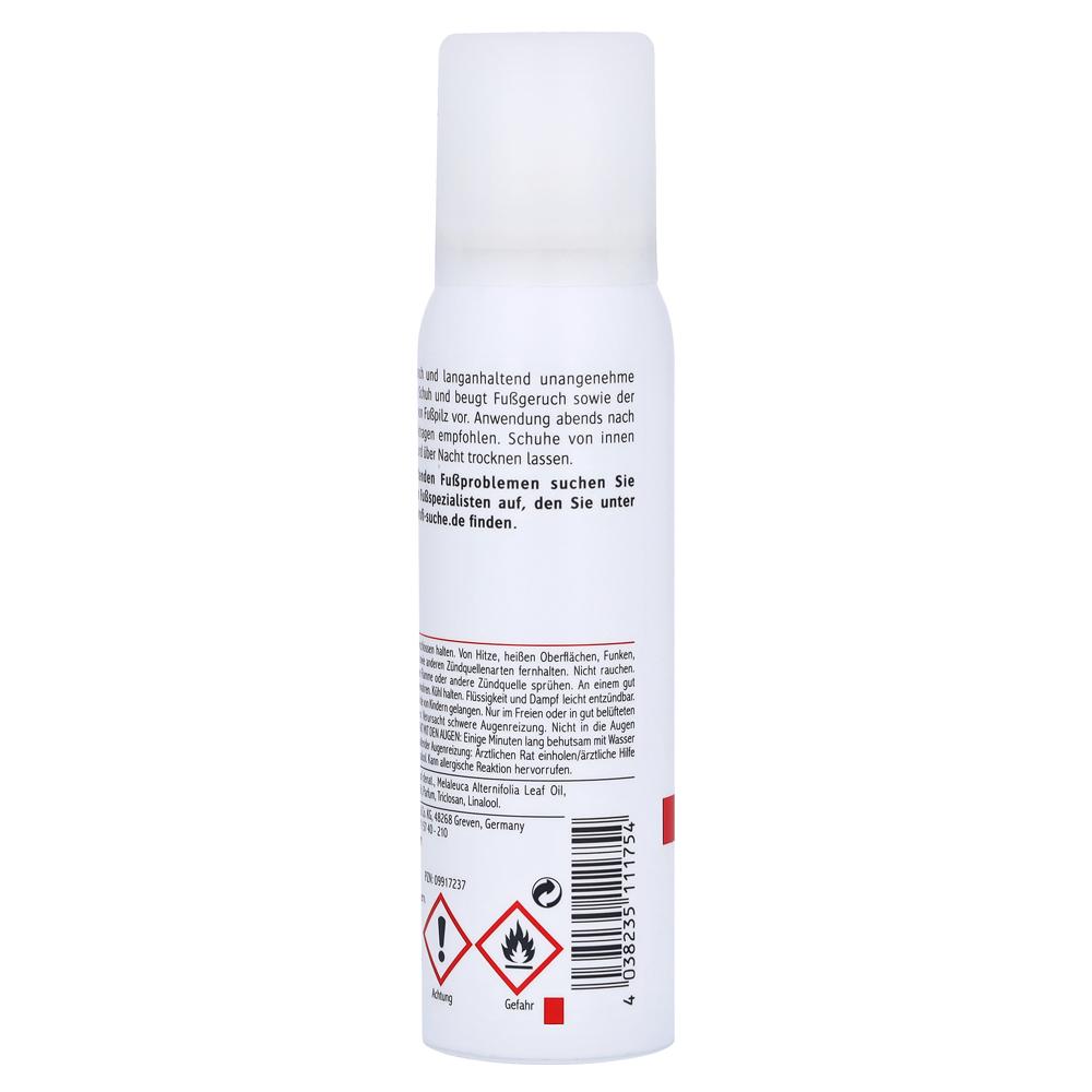 10e8628cf21ceb ... ALLPRESAN Fuß spezial Nr.7 Schuh Deo Spray 100 Milliliter - Rechte Seite