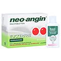 Neo-Angin Halstabletten zuckerfrei + gratis Hand-Reinigungsgel neo-angin 48 Stück N3