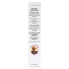 Propolis Halspastillen 30 Stück - Rechte Seite