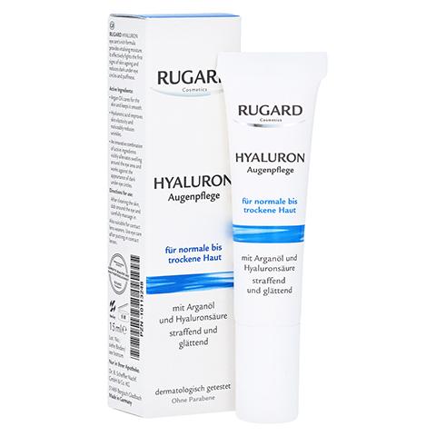 RUGARD Hyaluron Augenpflege 15 Milliliter