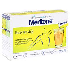 MERITENE Regenervis Orange Pulver 20x4.2 Gramm