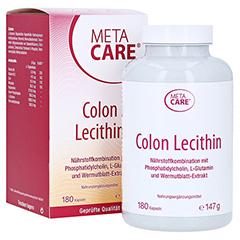 META CARE Colon-Lecithin Kapseln 180 Stück