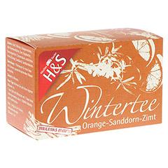 H&S Wintertee Orange-Sanddorn-Zimt Filterbeutel 20 Stück