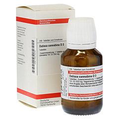 DATISCA cannabina D 3 Tabletten 200 Stück N2