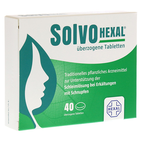 SolvoHEXAL 40 Stück