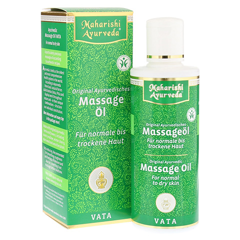 VATA Massageöl 200 Milliliter