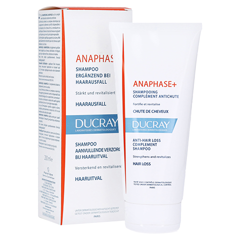 DUCRAY anaphase+ Shampoo Haarausfall 200 Milliliter