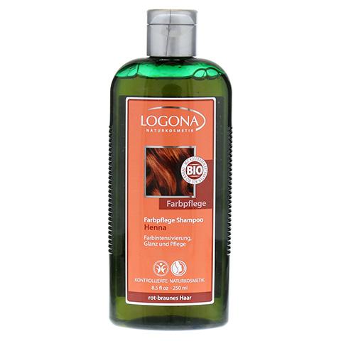 FARBREFLEX Shampoo rot-braun Bio-Henna 250 Milliliter