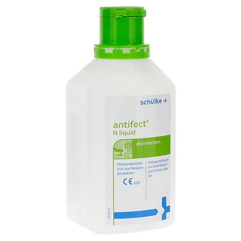 antifect N Liquid Schnell-Desinfektion 500 Milliliter