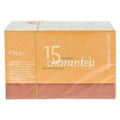 CHARANTEA Teebeutel Zimt 15 Stück - Vorderseite