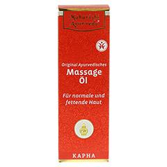 KAPHA Massageöl 200 Milliliter - Vorderseite