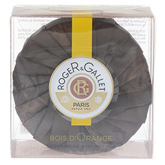 R&G Bois d'Orange Seife 100 Gramm - Vorderseite