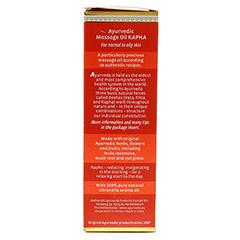 KAPHA Massageöl 200 Milliliter - Linke Seite