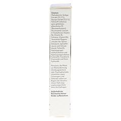 ABTEI Gedächtnis + Konzentration (Ginkgo + B-Vitamine) 40 Stück - Rechte Seite