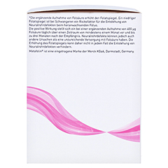 ELEVIT 1 Kinderwunsch & Schwangerschaft Tabletten 90 Stück - Rechte Seite