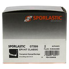 EPI-HIT CLASSIC Epicon.-Spange Gr.2 schwarz 07599 1 Stück - Rechte Seite
