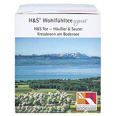 H&S Wohlfühltee Fastentee Filterbeutel 20x1.5 Gramm - Rechte Seite