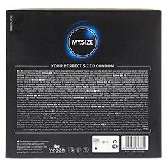 MYSIZE 60 Kondome 36 Stück - Rückseite