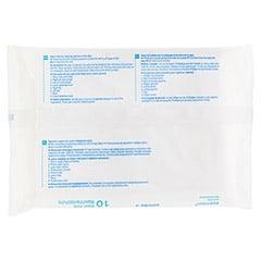 ESEMTAN Waschhandschuhe 10 Stück - Rückseite