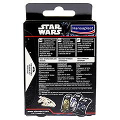 HANSAPLAST Junior Star Wars Strips 16 Stück - Rückseite