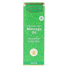 VATA Massageöl 200 Milliliter - Rückseite