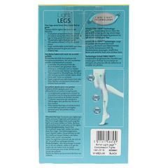 SCHOLL Light LEGS Strumpfhose 60den M schwarz 1 Stück - Rückseite